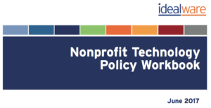 Idealware Nonprofit Technology Policy Workbook logo