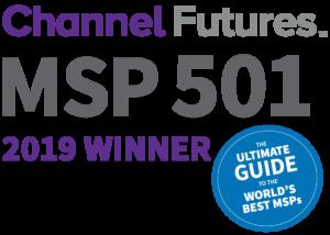 graphic of MSP501 honors 2019 winner